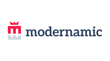 Logo for Modernamic.com