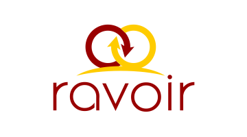 Logo for Ravoir.com