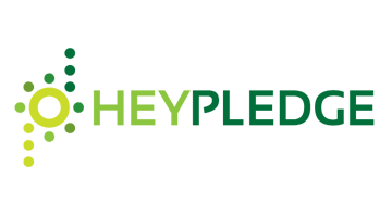 Logo for Heypledge.com