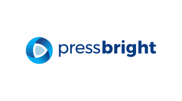 Logo for Pressbright.com