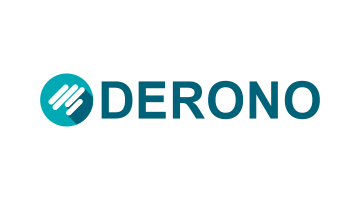 Logo for Derono.com