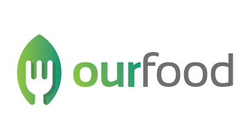 Logo for Ourfood.com