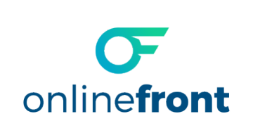 Logo for Onlinefront.com