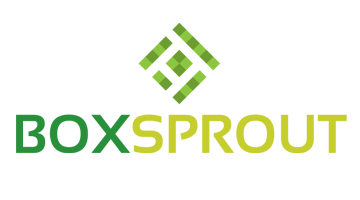 Logo for Boxsprout.com
