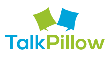 Logo for Talkpillow.com
