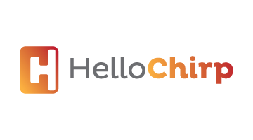 Logo for Hellochirp.com