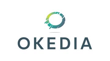 Logo for Okedia.com