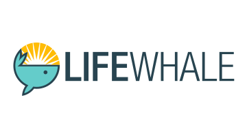 Logo for Lifewhale.com