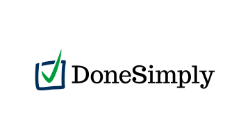 Logo for Donesimply.com