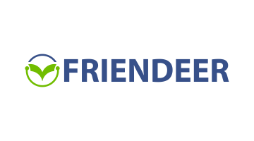 Logo for Friendeer.com