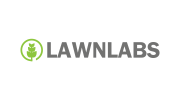 Logo for Lawnlabs.com