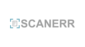 Logo for Scanerr.com