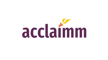 Logo for Acclaimm.com