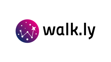 Logo for Walk.ly