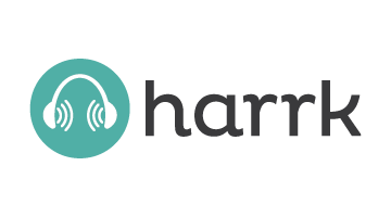Logo for Harrk.com