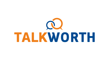 Logo for Talkworth.com