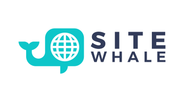 Logo for Sitewhale.com