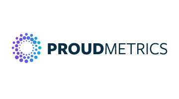 Logo for Proudmetrics.com