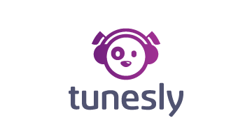 Logo for Tunesly.com