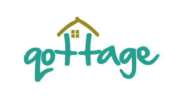 Logo for Qottage.com