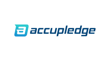 Logo for Accupledge.com