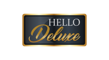 Logo for Hellodeluxe.com
