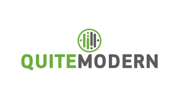 Logo for Quitemodern.com