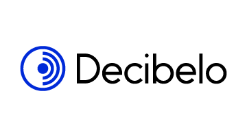 Logo for Decibelo.com