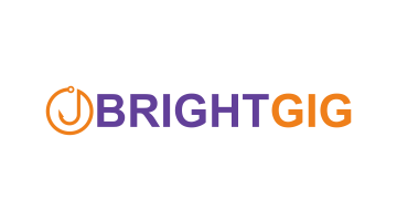 Logo for Brightgig.com