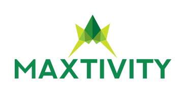 Logo for Maxtivity.com