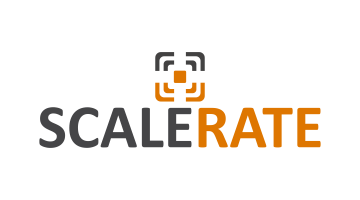 Logo for Scalerate.com