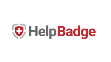 Logo for Helpbadge.com