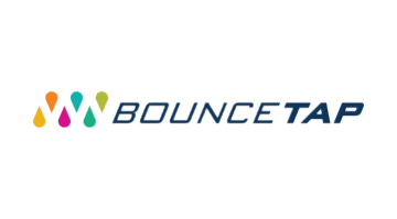 Logo for Bouncetap.com