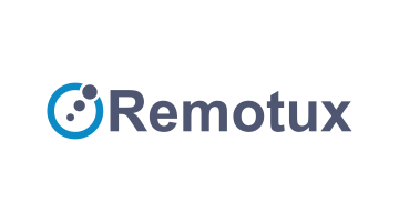 Logo for Remotux.com