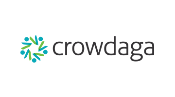 Logo for Crowdaga.com