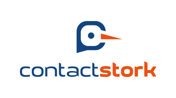 Logo for Contactstork.com