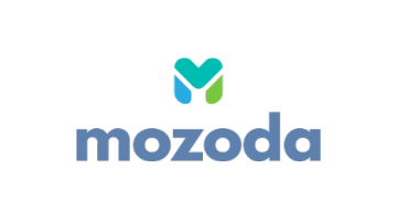 Logo for Mozoda.com