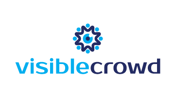 Logo for Visiblecrowd.com