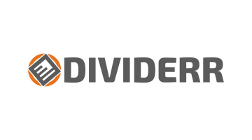 Logo for Dividerr.com