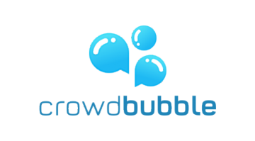 Logo for Crowdbubble.com