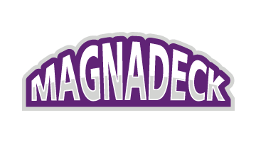Logo for Magnadeck.com