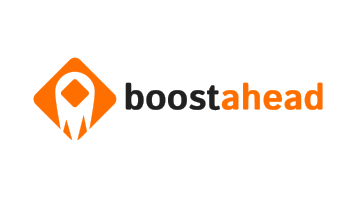 Logo for Boostahead.com