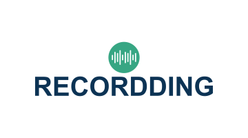 Logo for Recordding.com