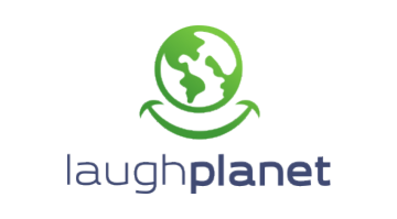 Logo for Laughplanet.com