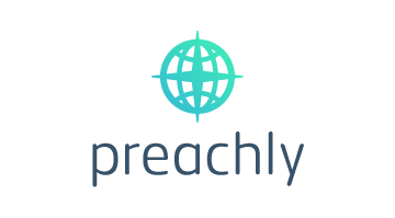 Logo for Preachly.com