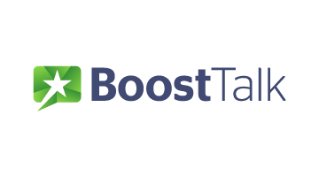 Logo for Boosttalk.com