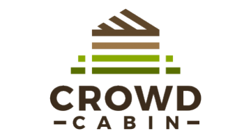 Logo for Crowdcabin.com