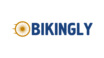 Logo for Bikingly.com