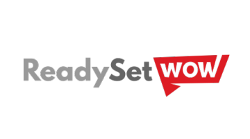 Logo for Readysetwow.com