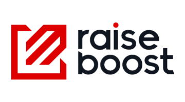 Logo for Raiseboost.com